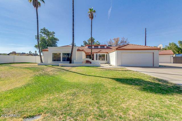 229 W Ranch Road, Tempe, AZ 85284 (MLS #6182279) :: My Home Group