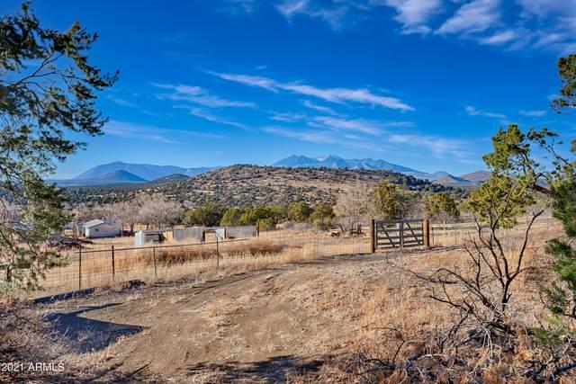 5400 Darling Road, Flagstaff, AZ 86004 (MLS #6182287) :: Yost Realty Group at RE/MAX Casa Grande