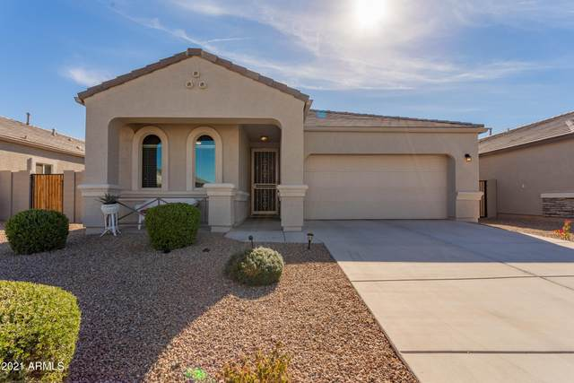 41299 W Jenna Lane, Maricopa, AZ 85138 (MLS #6182311) :: Executive Realty Advisors