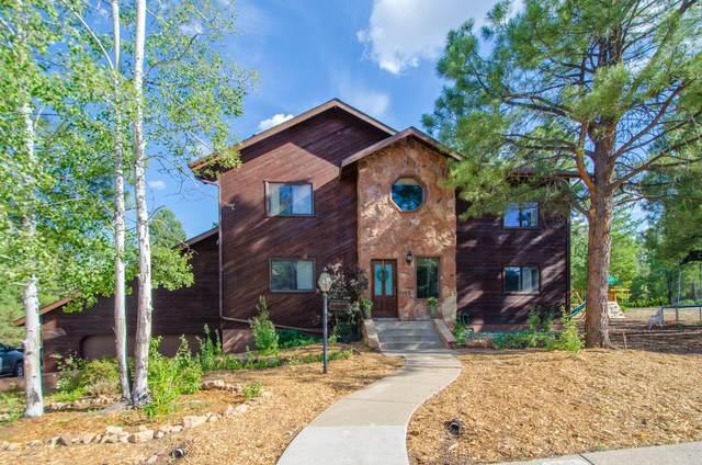 4805 E Hightimber Lane, Flagstaff, AZ 86004 (MLS #6182323) :: ASAP Realty