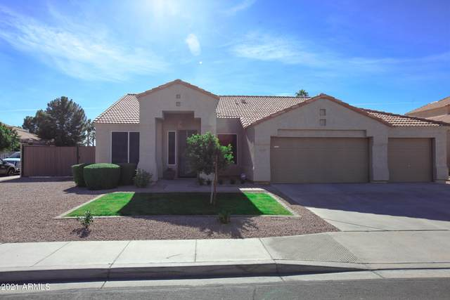 9721 E Idaho Avenue, Mesa, AZ 85209 (MLS #6182327) :: ASAP Realty