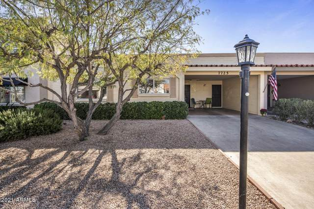 7725 E Hazelwood Street, Scottsdale, AZ 85251 (MLS #6182358) :: ASAP Realty