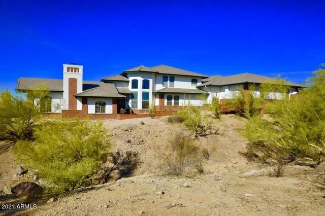 3714 N Hawes Road, Mesa, AZ 85207 (MLS #6182387) :: Klaus Team Real Estate Solutions