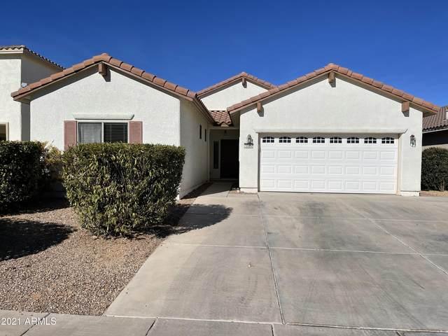 5585 Los Capanos Drive, Sierra Vista, AZ 85635 (MLS #6182388) :: The C4 Group