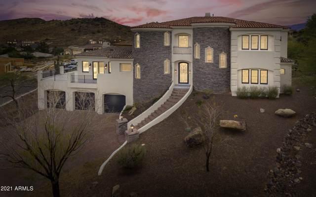 6213 W Saguaro Park Lane, Glendale, AZ 85310 (MLS #6182392) :: Devor Real Estate Associates
