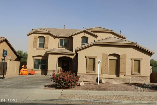 19816 E Reins Road, Queen Creek, AZ 85142 (MLS #6182408) :: Arizona 1 Real Estate Team