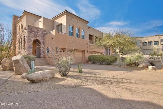28990 N White Feather Lane #108, Scottsdale, AZ 85262 (MLS #6182414) :: BVO Luxury Group