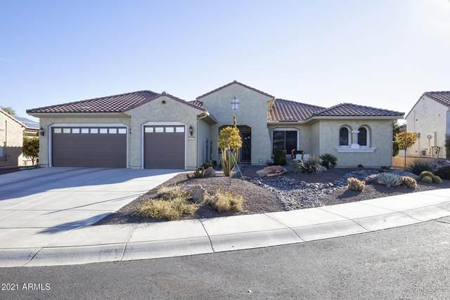 20103 N 265TH Avenue, Buckeye, AZ 85396 (MLS #6182418) :: Long Realty West Valley