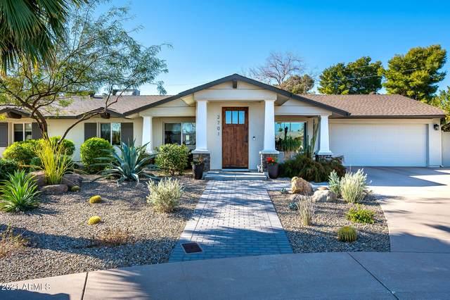 2701 E Ironwood Drive, Phoenix, AZ 85028 (MLS #6182450) :: The Carin Nguyen Team