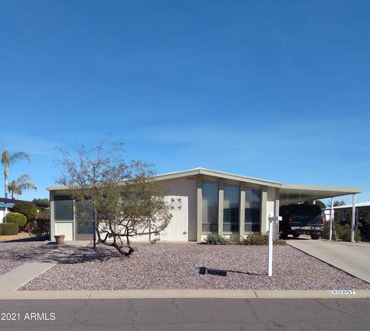 26247 S Lakeside Drive, Sun Lakes, AZ 85248 (MLS #6182458) :: Long Realty West Valley