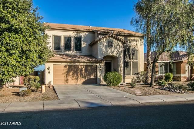 33699 N Slate Creek Drive, San Tan Valley, AZ 85143 (MLS #6182467) :: Conway Real Estate