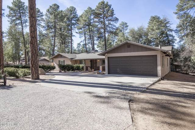 506 N Double Tree Circle, Payson, AZ 85541 (MLS #6182471) :: Executive Realty Advisors