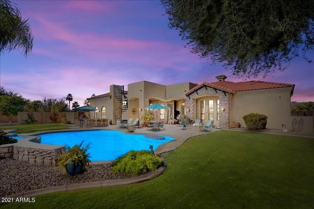 11237 E Elmhurst Drive, Chandler, AZ 85249 (MLS #6182485) :: Devor Real Estate Associates