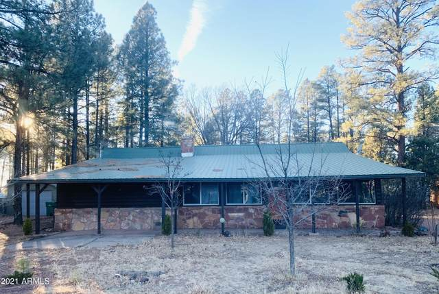 82 Mountain View Drive, Lakeside, AZ 85929 (MLS #6182489) :: Scott Gaertner Group