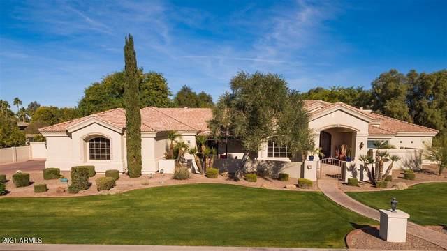 2496 E Libra Place, Chandler, AZ 85249 (MLS #6182511) :: Devor Real Estate Associates