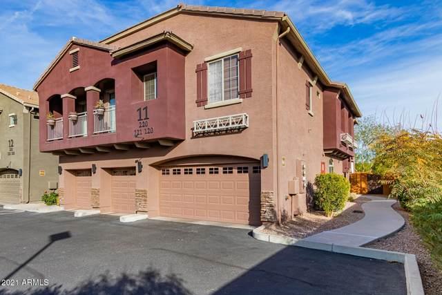 17365 N Cave Creek Road #120, Phoenix, AZ 85032 (MLS #6182515) :: Homehelper Consultants