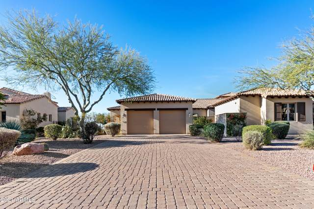 3026 S Lookout Ridge, Gold Canyon, AZ 85118 (MLS #6182520) :: Balboa Realty