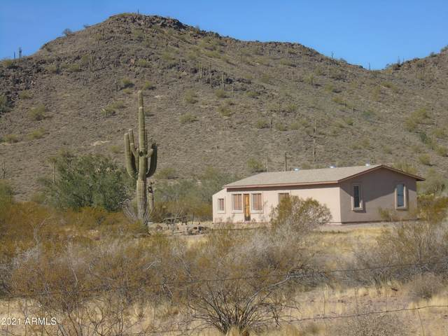 31114 W Restin Road, Wittmann, AZ 85361 (MLS #6182532) :: Executive Realty Advisors