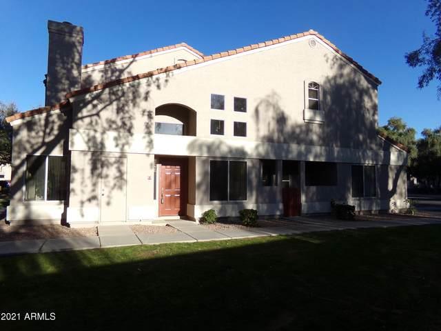 500 N Roosevelt Avenue #52, Chandler, AZ 85226 (MLS #6182539) :: Scott Gaertner Group