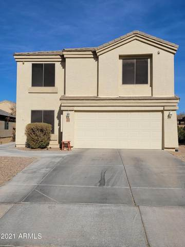 43338 W Arizona Avenue, Maricopa, AZ 85138 (MLS #6182540) :: Arizona 1 Real Estate Team