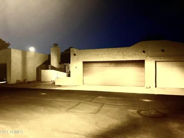 1301 W Rio Salado Parkway #2, Mesa, AZ 85201 (MLS #6182560) :: Devor Real Estate Associates