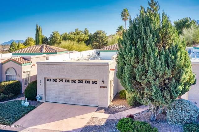 4432 Desert Springs Trail, Sierra Vista, AZ 85635 (MLS #6182564) :: The Carin Nguyen Team