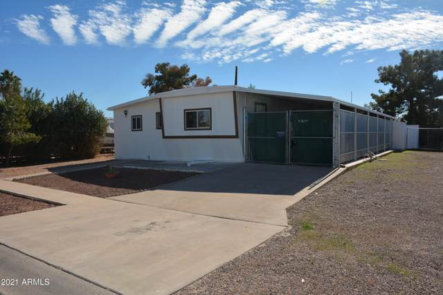 9409 E Edgewood Avenue, Mesa, AZ 85208 (MLS #6182566) :: My Home Group