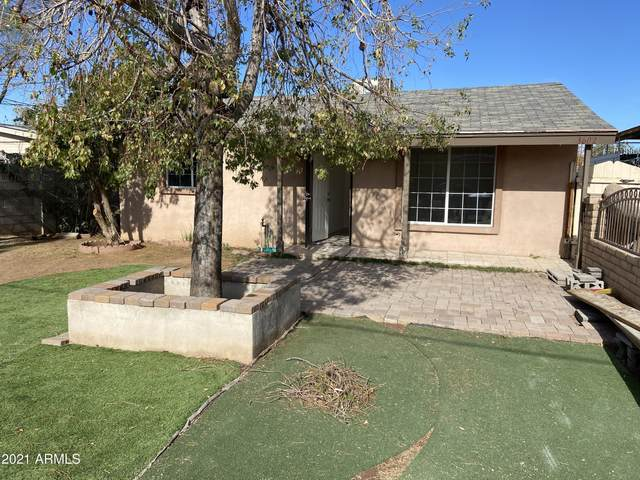 3602 W Grant Street, Phoenix, AZ 85009 (MLS #6182567) :: The Ethridge Team
