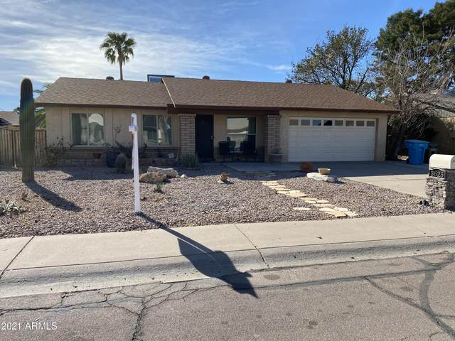 3625 W Charleston Avenue, Glendale, AZ 85308 (MLS #6182578) :: Homehelper Consultants