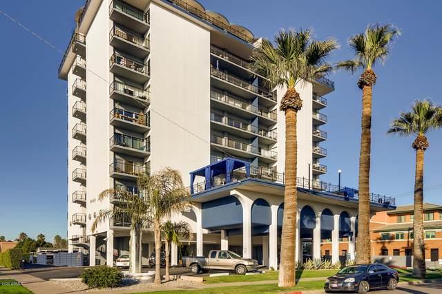 805 N 4th Avenue #507, Phoenix, AZ 85003 (MLS #6182594) :: My Home Group