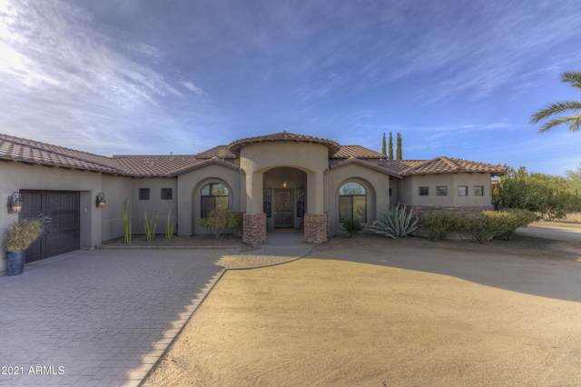 31714 N 144th Street, Scottsdale, AZ 85262 (MLS #6182597) :: The Daniel Montez Real Estate Group