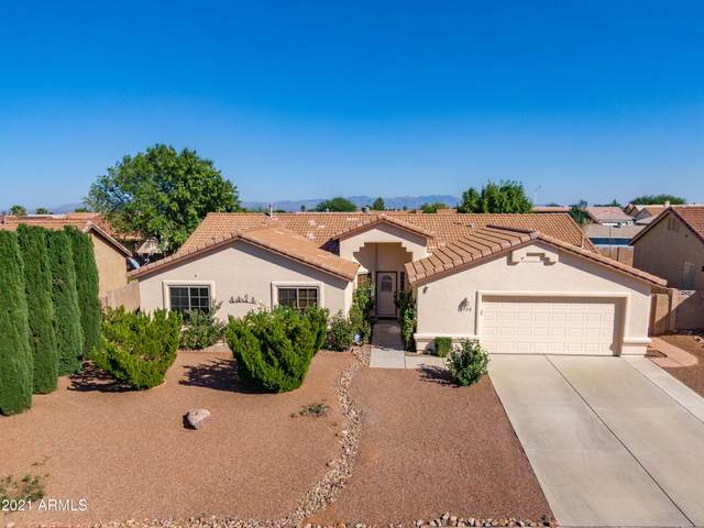 3733 Barahona Drive, Sierra Vista, AZ 85650 (MLS #6182614) :: The Luna Team
