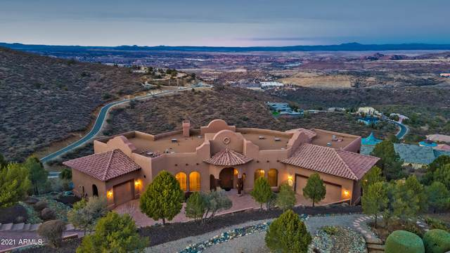 2736 Lookover Circle, Prescott, AZ 86303 (MLS #6182620) :: Yost Realty Group at RE/MAX Casa Grande