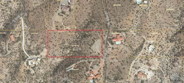 0 N 295th Avenue, Wickenburg, AZ 85390 (MLS #6182626) :: Executive Realty Advisors