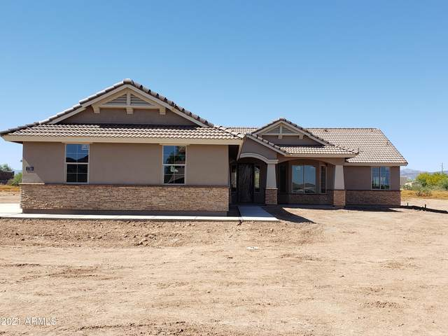 31123 N 137th Way, Scottsdale, AZ 85262 (MLS #6182627) :: The Riddle Group