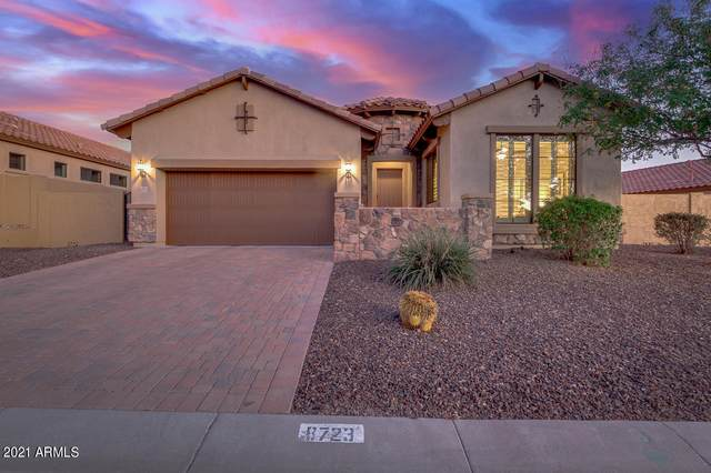 8723 E Jaeger Street, Mesa, AZ 85207 (MLS #6182654) :: The Kurek Group