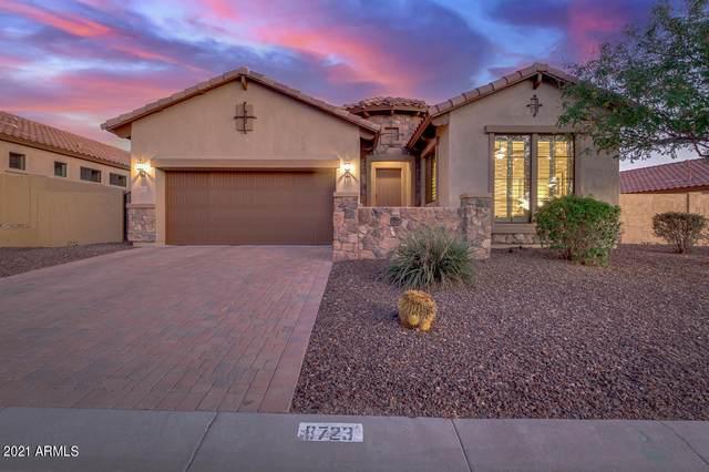 8723 E Jaeger Street, Mesa, AZ 85207 (MLS #6182654) :: The Ellens Team