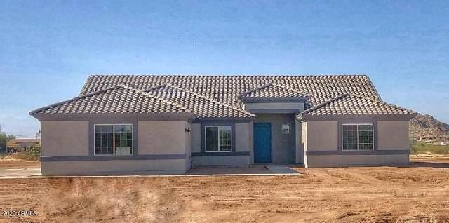 0 W Silverdale Road #1, Queen Creek, AZ 85142 (MLS #6182672) :: Howe Realty