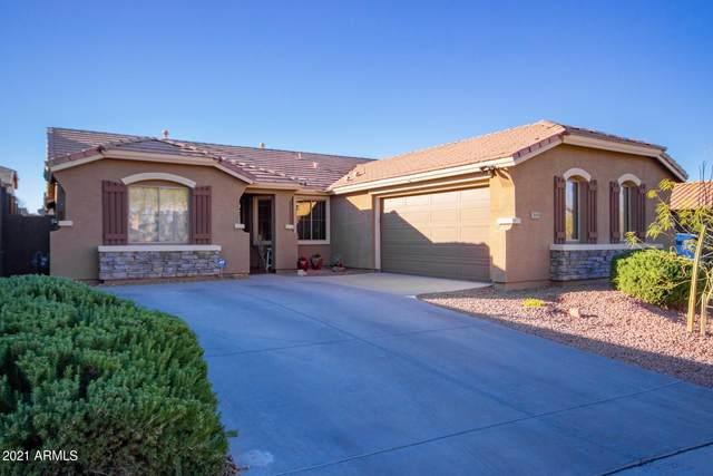3619 W Plymouth Drive, Anthem, AZ 85086 (MLS #6182677) :: Maison DeBlanc Real Estate