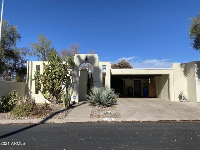 4332 E Fairmount Avenue, Phoenix, AZ 85018 (MLS #6182680) :: Conway Real Estate
