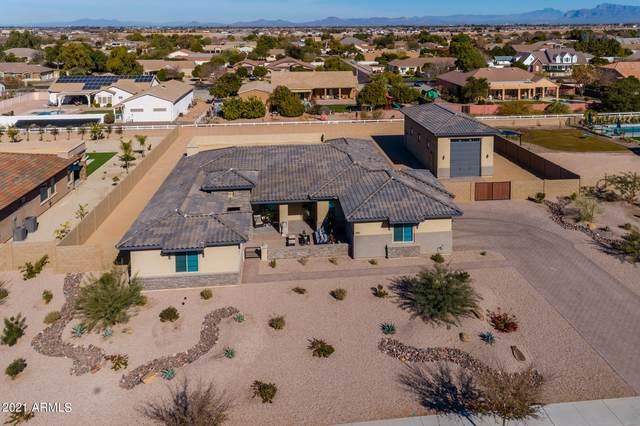 21088 E Aquarius Way, Queen Creek, AZ 85142 (MLS #6182683) :: Arizona 1 Real Estate Team