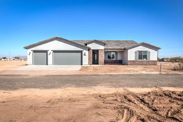 212 N 294th Drive, Buckeye, AZ 85396 (MLS #6182692) :: Relevate | Phoenix