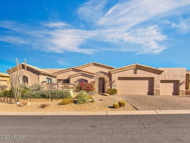 9390 E Monument Drive, Scottsdale, AZ 85262 (MLS #6182701) :: My Home Group