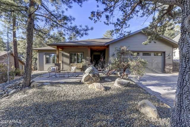 1181 W Timber Ridge Road, Prescott, AZ 86303 (MLS #6182702) :: The Laughton Team