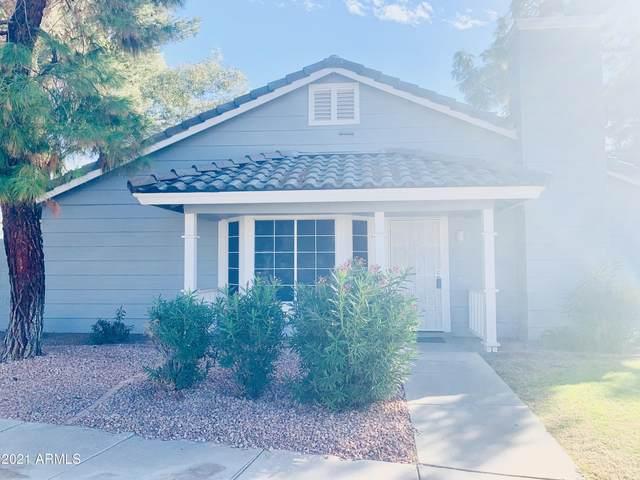 860 N Mcqueen Road #1075, Chandler, AZ 85225 (MLS #6182709) :: Devor Real Estate Associates