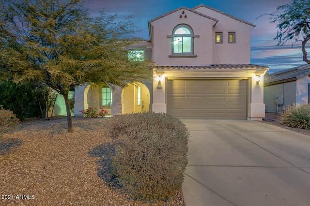 4700 E Cloudburst Drive, Gilbert, AZ 85297 (MLS #6182714) :: Homehelper Consultants