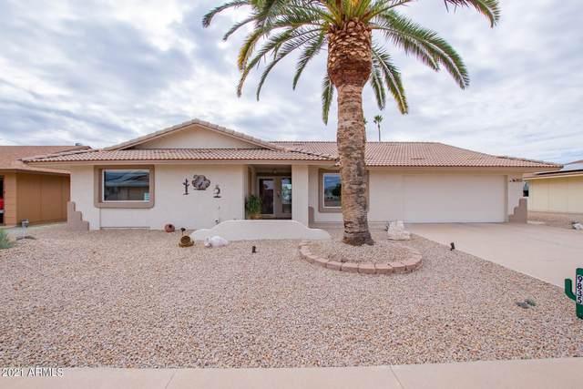 9835 W Silver Bell Drive, Sun City, AZ 85351 (MLS #6182717) :: Maison DeBlanc Real Estate