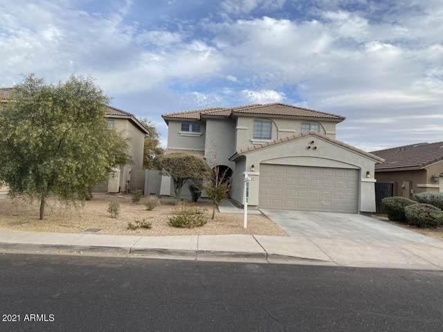 7319 W Magdalena Lane, Laveen, AZ 85339 (MLS #6182718) :: Walters Realty Group