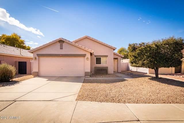 9417 W Monroe Street, Peoria, AZ 85345 (MLS #6182721) :: Midland Real Estate Alliance