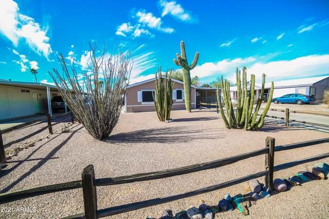 278 N Pinal Drive, Apache Junction, AZ 85120 (MLS #6182726) :: Sheli Stoddart Team | M.A.Z. Realty Professionals